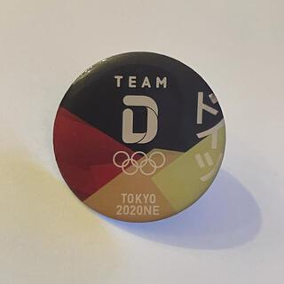 【非売品】TOKYO2020 東京オリンピック NOCピンバッジ  ドイツ(ノベルティグッズ)