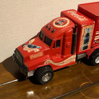 コカ・コーラ - コカコーラ トラック 40cm ビンテージ アンティーク SOLD OUT