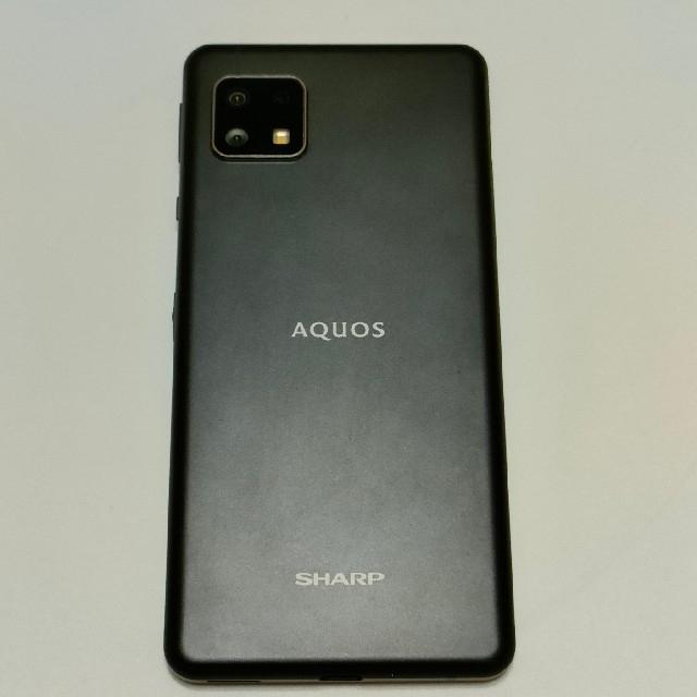 AQUOS(アクオス)のAQUOS sense4 lite スマホ/家電/カメラのスマートフォン/携帯電話(スマートフォン本体)の商品写真