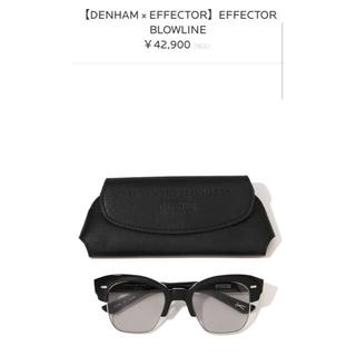 エフェクター(EFFECTOR)のDENHAM × EFFECTOR EFFECTOR BLOWLINE(サングラス/メガネ)