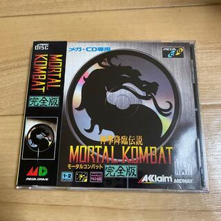 (メガドライブ) モータルコンバット完全版 CD
