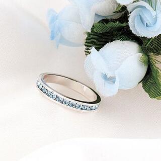 サン宝石 ライトブルーストーンリング(リング(指輪))