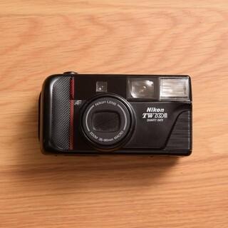 ニコン(Nikon)のNikon TW Zoom フィルムカメラ コンパクトカメラ(フィルムカメラ)