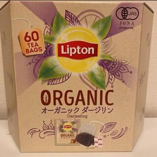 LUPICIA - リプトン オーガニックダージリン 紅茶 ティーバッグ