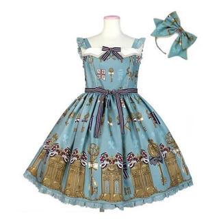 Angelic Pretty - 幸運の鍵Specialジャンパースカートセット