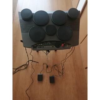 ヤマハ(ヤマハ)のヤマハ 電子ドラム スネアスタンド付き(電子ドラム)