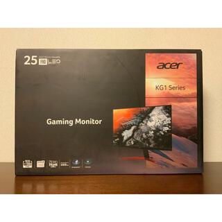 Acer - Acer KG251Q Jbmidpx ゲーミングモニター ディスプレイ