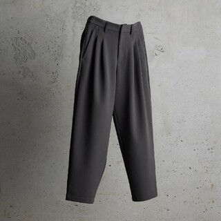 ATTACHIMENT - 【ATTACHMENT × WYM】LOOSE TAPERED PANTS