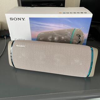SONY - ワイヤレスポータブルスピーカー SRS-XB43