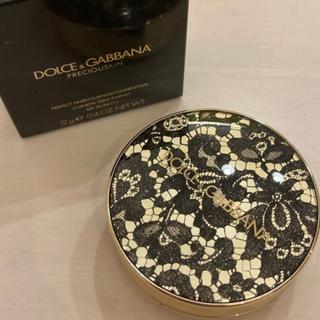 DOLCE&GABBANA - ドルガバ   DOLCE&GABBANA クッションファンデーション100