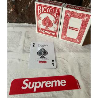 シュプリーム(Supreme)のSup MINI CARDS A ♠︎ & Sticker set (その他)