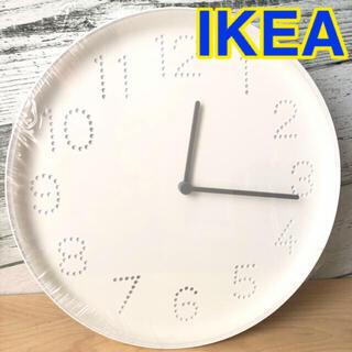 IKEA トロマ 掛け時計 インテリア