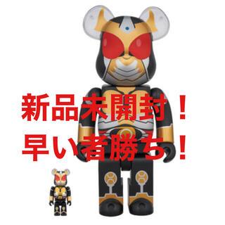 MEDICOM TOY - BE@RBRICK 仮面ライダーアギト グランドフォーム 100% & 400%