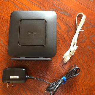 バッファロー(Buffalo)のバッファロー Wi-Fi ルーター WSR - 300 HP(その他)