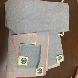 スターバックスコーヒー(Starbucks Coffee)のスタバ デニム ランチョンマット(テーブル用品)