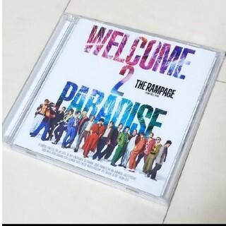 ザランページ(THE RAMPAGE)のWELCOME 2 PARADISE(DVD付)(ポップス/ロック(邦楽))