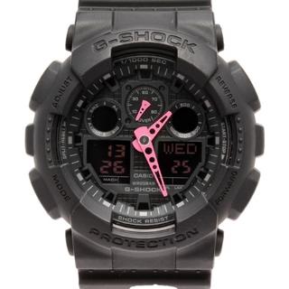 CASIO - カシオ CASIO 腕時計  G-SHOCK GA-100C メンズ
