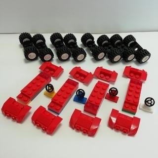 レゴ(Lego)のLEGO中古 車セット ① 4台🚙🚙🚙🚙(その他)