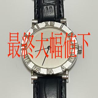 ティファニー(Tiffany & Co.)のティファニー アトラス 腕時計(腕時計(アナログ))