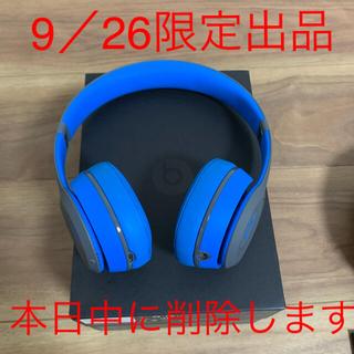Beats by Dr Dre - Beats by Dr Dre SOLO2 WIRELESS BLUE