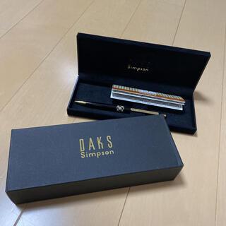 DAKS - 新品 DAKS SIMPSON ボールペン ダックス シンプソン 箱入り ギフト