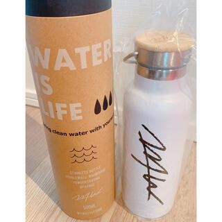 ヒー様専用💖💖❤️新品❤️wtw ステンレスボトル 500ml  白(水筒)