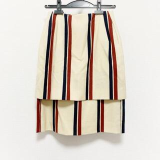 ドリスヴァンノッテン(DRIES VAN NOTEN)のドリスヴァンノッテン スカート サイズ36 M(その他)