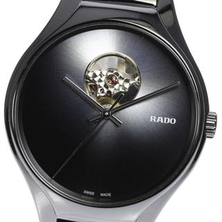 ラドー(RADO)の☆極美品 ラドー トゥルー シークレット メンズ 【中古】(腕時計(アナログ))