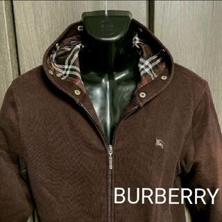 バーバリー(BURBERRY)のBURBERRY パーカー  サイズM   送料無料(パーカー)