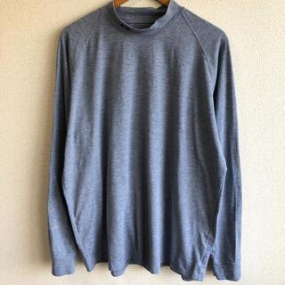 アンダーアーマー(UNDER ARMOUR)のアンダーアーマー ハイネック 長袖 ロンT(Tシャツ/カットソー(七分/長袖))