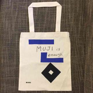 ムジルシリョウヒン(MUJI (無印良品))の【新品】無印良品 エコバッグ ノベルティ(エコバッグ)