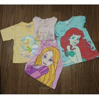 Disney - ディズニーTシャツ110まとめ売り