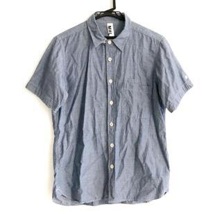 マーガレットハウエル(MARGARET HOWELL)のマーガレットハウエル 半袖シャツ サイズS(シャツ)