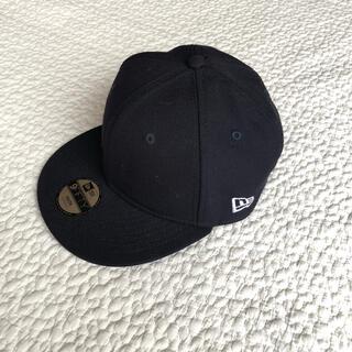 ニューエラー(NEW ERA)のニューエラ キッズキャップ ネイビー(帽子)