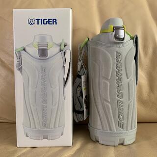 タイガー(TIGER)のTiger タイガー 水筒 グレー 1リットル スポーツボトル(水筒)