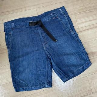 HOLLYWOOD RANCH MARKET - BLUE BLUE ハリウッドランチマーケット   ハーフ パンツ メンズ 3