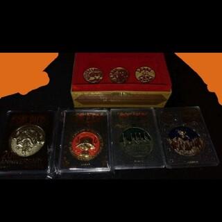 非売品 メダル コーラ 映画 ワンピース 20周年 冬 アラバスタ  ストロング(その他)