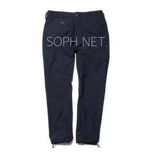 ソフネット(SOPHNET.)のSOPHNET. MOVE-FIT SLIM DRAWSTRING PANTS(ワークパンツ/カーゴパンツ)