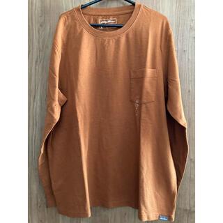 エディーバウアー(Eddie Bauer)のFROGMAN2005様 専用 新品未使用!シール付 エディーバウアー L(Tシャツ/カットソー(半袖/袖なし))