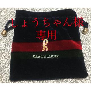 ロベルタディカメリーノ(ROBERTA DI CAMERINO)のロベルタ ディ カメリーノ⭐️ポーチ(ポーチ)