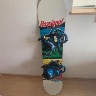ロシニョール(ROSSIGNOL)のロシニョール スノーボード 3点セット(ボード)