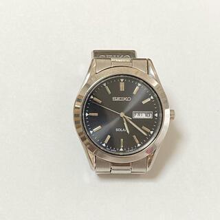 セイコー(SEIKO)のセイコー SEIKO ソーラータイプ アナログ腕時計 V158-0AB0(腕時計(アナログ))