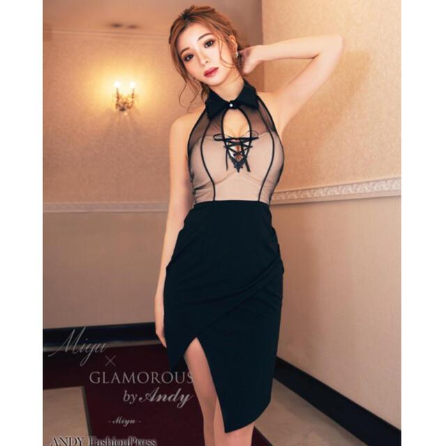 AngelR(エンジェルアール)のglamorous andy みゆうちゃんドレス レディースのフォーマル/ドレス(ナイトドレス)の商品写真