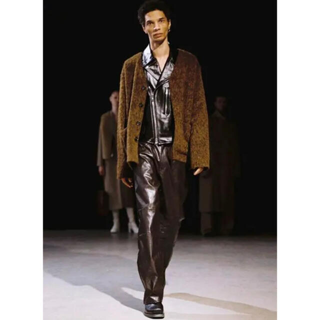 Jil Sander(ジルサンダー)のour legacy 21aw モヘアカーディガン メンズのトップス(カーディガン)の商品写真