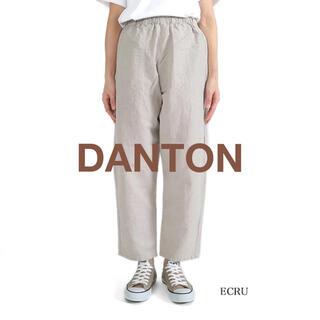 ダントン(DANTON)の2020 * DANTON * コットンリネンウェザーイージーパンツ(カジュアルパンツ)