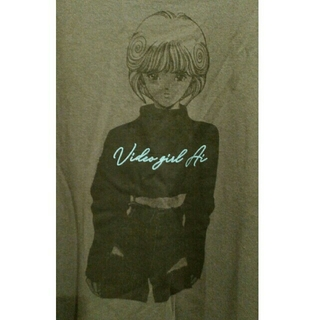 アベイル(Avail)の新品 電影少女 3XL 濃灰 Tシャツ 桂正和(Tシャツ/カットソー(半袖/袖なし))
