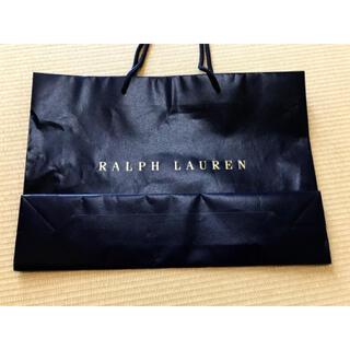 ラルフローレン(Ralph Lauren)の【Ralph Lauren】ショップ袋(ショップ袋)