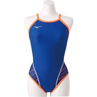 ミズノ(MIZUNO)の送料込、未使用品、箱、タグ付きMIZUNOレディース練習用競泳水着 (水着)