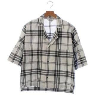 サンシー(SUNSEA)のSUNSEA カジュアルシャツ メンズ(シャツ)