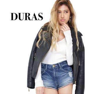 DURAS - DURAS Vネック ニット*リップサービス エゴイスト リゼクシー リエンダ
